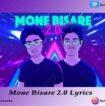 Mone Bisare 2.0 Lyrics in English